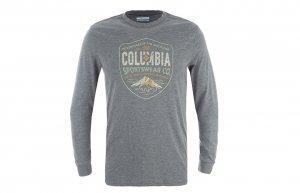 Футболка с длинным рукавом мужская Columbia Rugged Shield_1