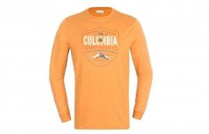 Футболка с длинным рукавом мужская Columbia Rugged Shield_0