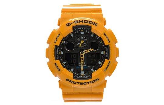 Часы G-Shock GA-100L-2AER